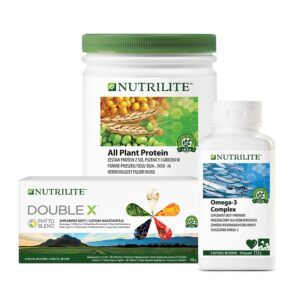Foundational Trio z NUTRILITE DOUBLE X